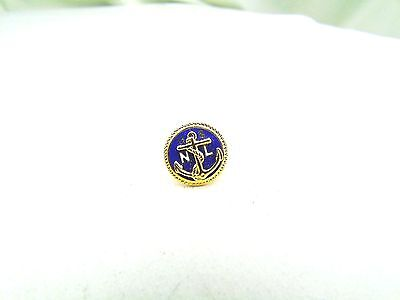 Vintage Usnl Us Usa Naval Navy League Pin Badge Member Player United States