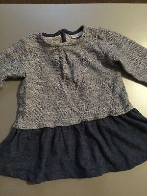 Baby Girls Next Dress 6-9 Months