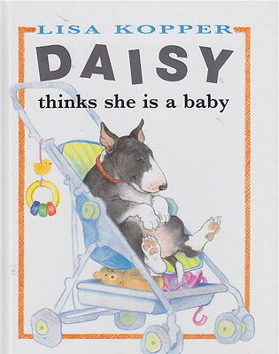 Bull Terrier Story Daisy Thinks She Is A Baby