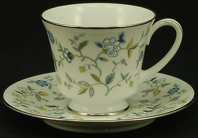 Noritake Chintz 2404 Cup and Saucer