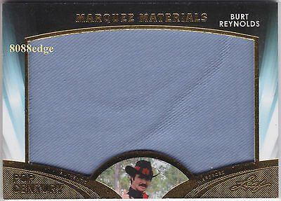 2016 Pop Century Worn Wardrobe Swatch: Burt Reynolds #mm4 Deliverance/cannonball