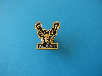 THE DALMORE Scotch Whisky Pin Badge. Whiskey. VGC.