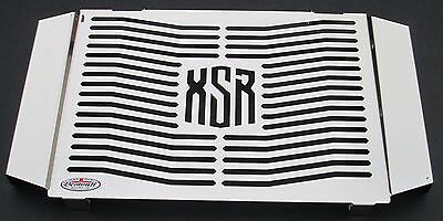 Yamaha XSR900 (16-) Stainless Steel Beowulf Radiator Protector, Cover,Grill Y035