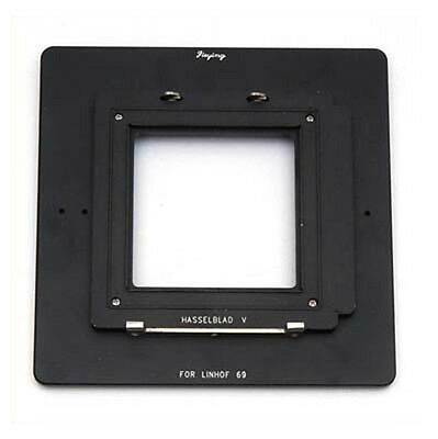 Hasselblad V Back Pour Linhof 6x9 Adapter F Phase One Sinar Leaf Hasselblad Neuf