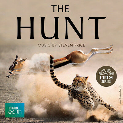Steven Price The Hunt Bbc Tv Series Sountrack Cd Brand New