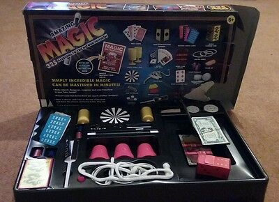 Box of Amazing Magic ~ 325 Illusions to Trick Your Friends