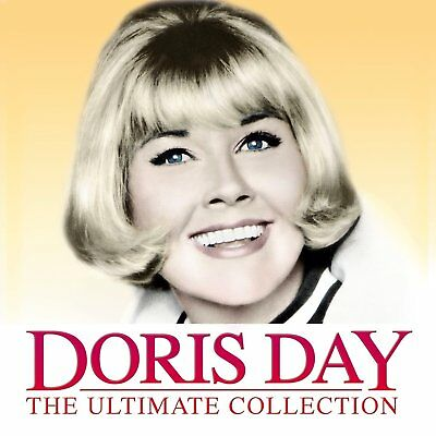 Doris Day The Ultimate Collection Cd Pop 2012 New