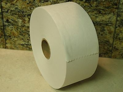 """2 Rolls - 3"""" x 600 Feet Each -  Water Activated WHITE KRAFT PAPER TAPE"""