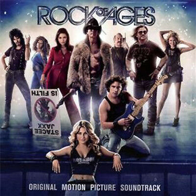 ROCK OF AGES Soundtrack CD BRAND NEW