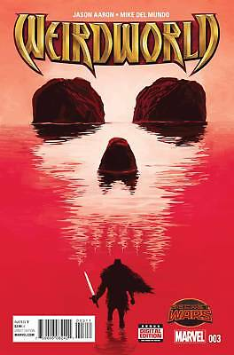 WEIRDWORLD #3 (Marvel Secret Wars 2015 1st Print) COMIC