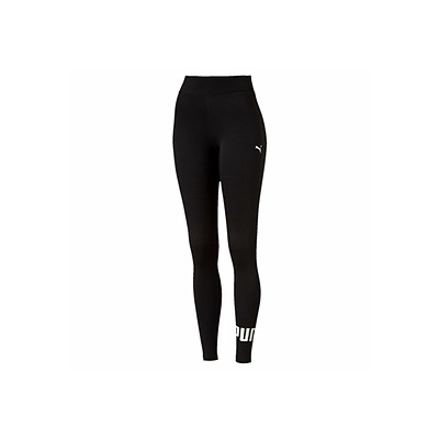 LEGGINGS DONNA PUMA STYLE NO.1 LOGO fitness palestra jogging running crossfit