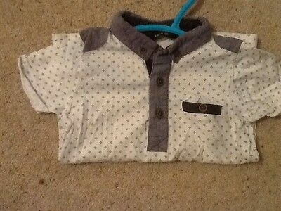 Boys 2-3 years t-shirt with collar smart