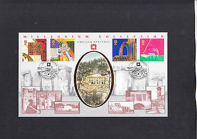 1999 Christians Tale English Heritage Benham Official First Day Cover
