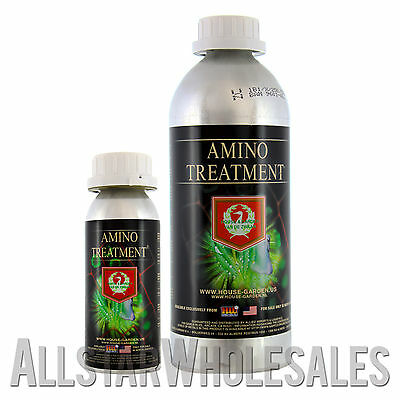 House & Garden Amino Treatment High Yield Plant Flower Booster Growth Treatment