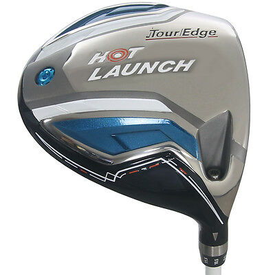 Tour Edge Golf Clubs Hot Launch 8.5-12.5 Adjustable Driver,  Brand NEW