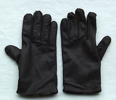 Brand New Ex Police Southcombe Brothers Anti Slash Leather Gloves Security