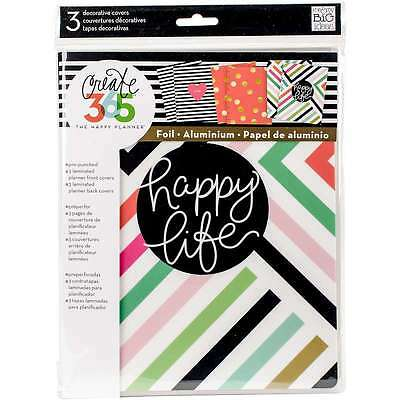 Create 365 Happy Planner Covers 3/Pkg-3 Sets 673807992528