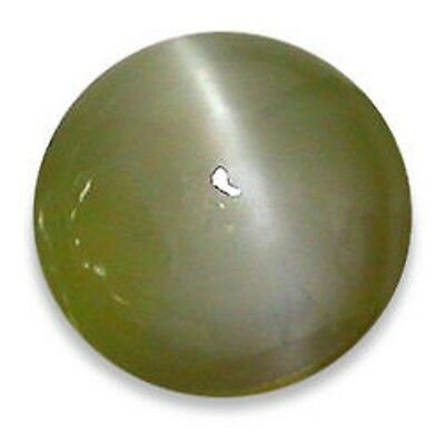 Superb Sharp Cats Eye CHRYSOBERYL Round Cab 3.3 mm