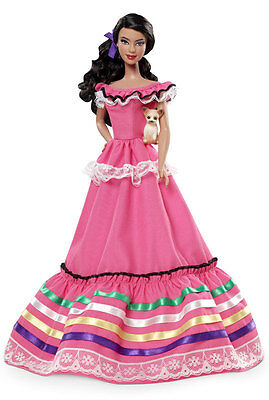 Barbie - Dolls of the World - Mexico NEW IN BOX