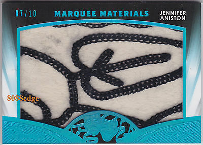 "2016 Pop Century Worn Wardrobe Swatch #mm17: Jennifer Aniston #7/10 ""friends"""