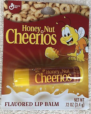 Honey Nut Cheerios Flavored Lip Balm New