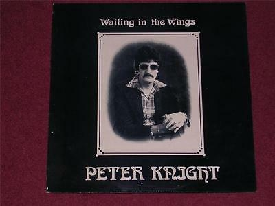 PETER KNIGHT - Waiting In The Wings - SRT SRTY/80/CUS725 - Stereo - 1980