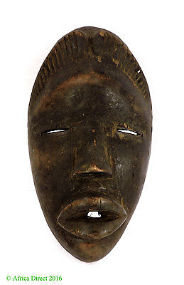 Dan Mask Deangle Liberia African Art SALE WAS $150