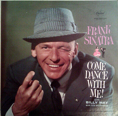 Frank Sinatra Come Dance With Me Lp Vinyl New 33Rpm