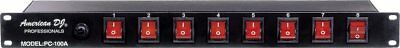 American DJ 8 Channel On/Off Controller Basic Lighting Controller - New