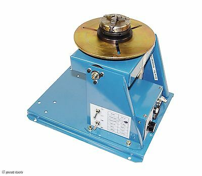 NEW WELDING POSITIONER / TURNTABLE - welders rotating table - welder tool tools