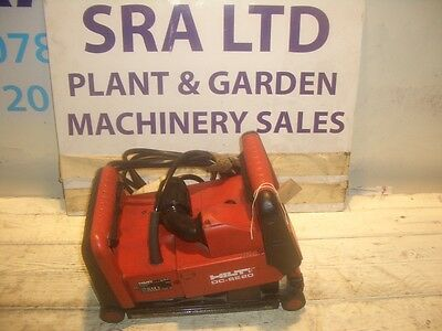 HILTI DC-SE20 110 VOLT WALL CHASER TAKES 125mm BLADES VAT INCLUDED PRICE SRA3