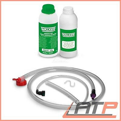 1 L Walker Eolys 176 Dpf Dieselpartikelfilter Additiv Kit 80501 Reinigung