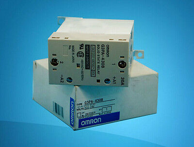 G3PA-430B G3PA 430B 5-24VDC New Omron Solid State Relay