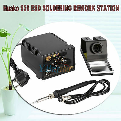 New 936 SMD Professional Soldering Rework Station Temperature Control AU Stock