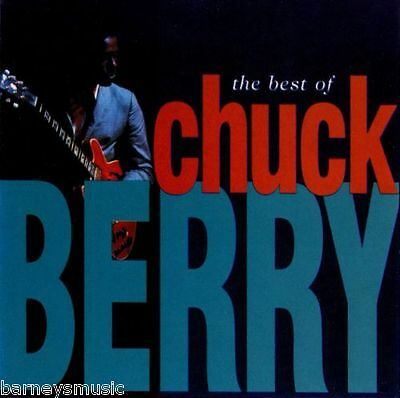 Chuck Berry ( New Sealed Cd ) The Very Best Of / Greatest Hits