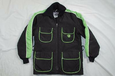 Vtg 70s Arctic Cat Arcticwear Jacket Racing USA Made Snowmobile Rare Style Nice!