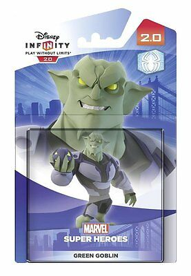DISNEY INFINITY 2.0 MARVEL * GREEN GOBLIN * Character Figure NEW Boxed