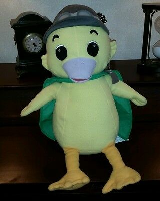 "Wonder Pets Ming Ming plush duck large 23"" stuffed animal #1Z"