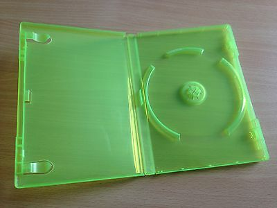 Microsoft Original Xbox 360 Brand New Green Empty Replacement Game Case