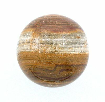 ONE 31mm 1 1/5 Inch Crazy Lace Agate Sphere Crystal Ball Gemstone Gem Stone S100