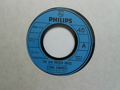 Ethna Campbell=The Old Rugged Cross  Ex-