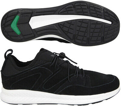 32ff565781f Puma Blaze Ignite Mens Suede Trainers Casual Cushioned Sneakers Black
