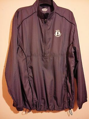 The Open Golf Championship 2014 Half Zip Kagool Jacket Size Xl Royal Liverpool