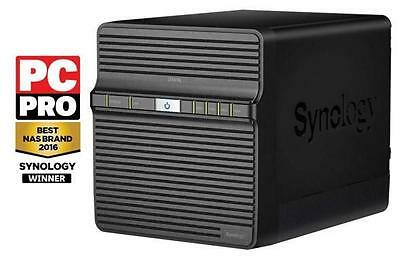 Synology DS416J 4-Bay Network Attached Storage Enclosure