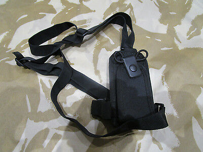 Protec RADIO police HARNESS covert RIG Bushcraft SECURITY Bodyguard Preppers sia