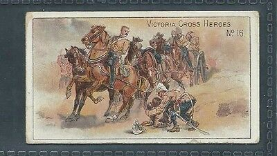 TADDY VICTORIA CROSS HEROES (1-20) No 16 AFGHAN WAR VC