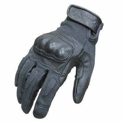 CONDOR army GLOVES with NOMEX Security SIA POLICE padded NI FIBUA airsoft BNWT