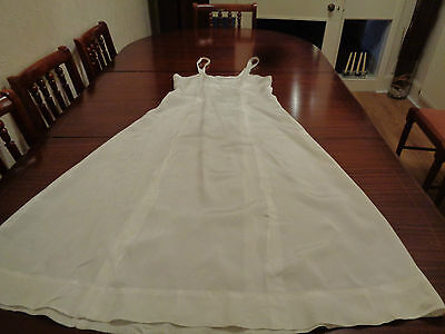 Ladies Vintage Long Petticoat