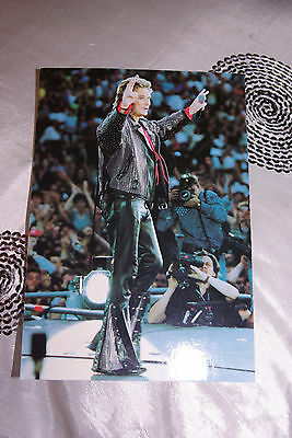 carte postale JOHNNY HALLYDAY N°349