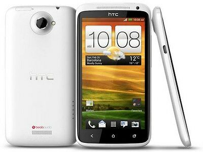 White HTC One X Dummy Sample Phone Non-working. Display Only